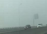 冷暖交汇大雾锁城 团雾从何而来?