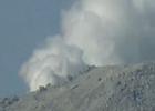 日本硫黄山火山时隔250年再次喷发